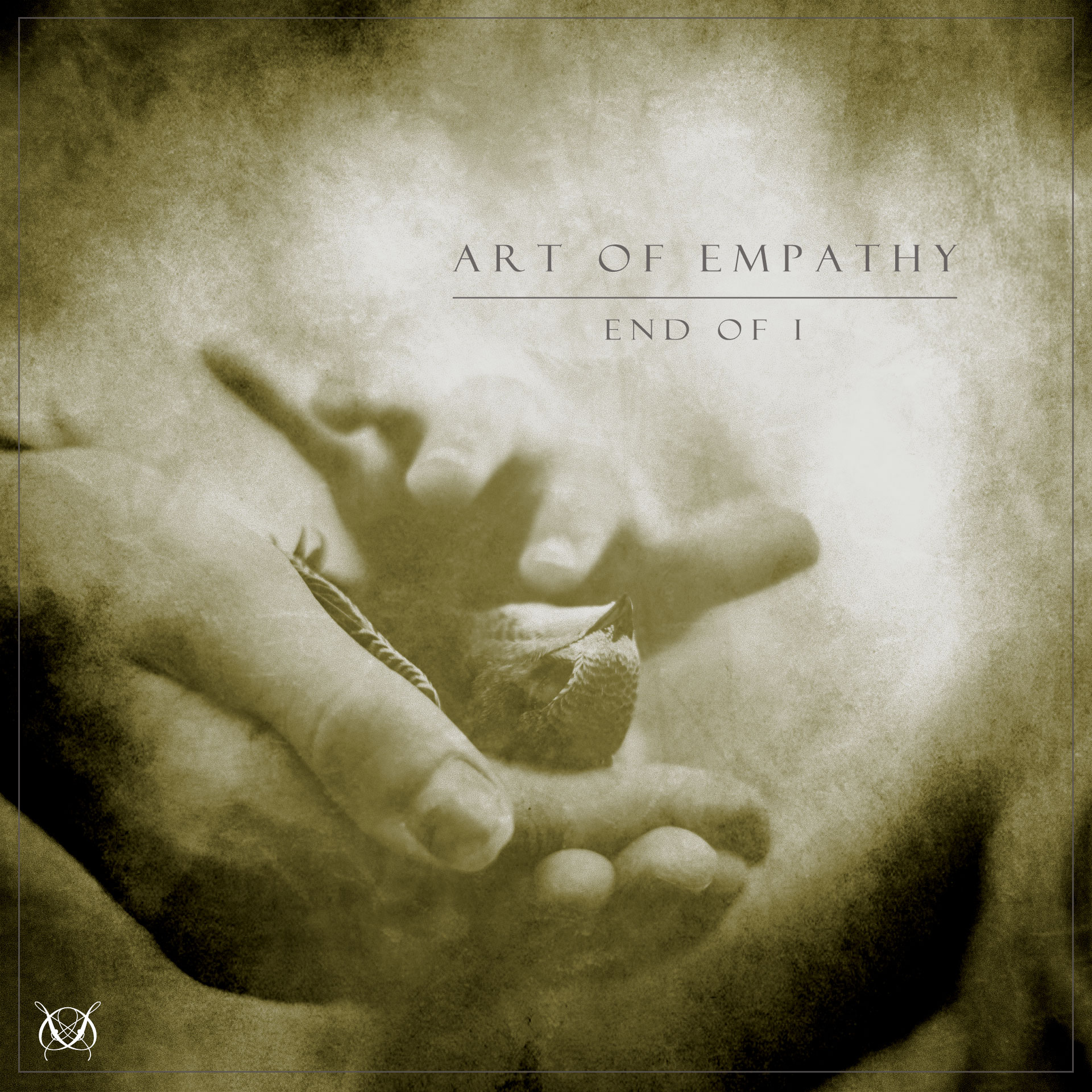 Art Of Empathy End Of I cover