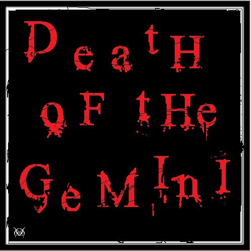 Death of the gemini Cover