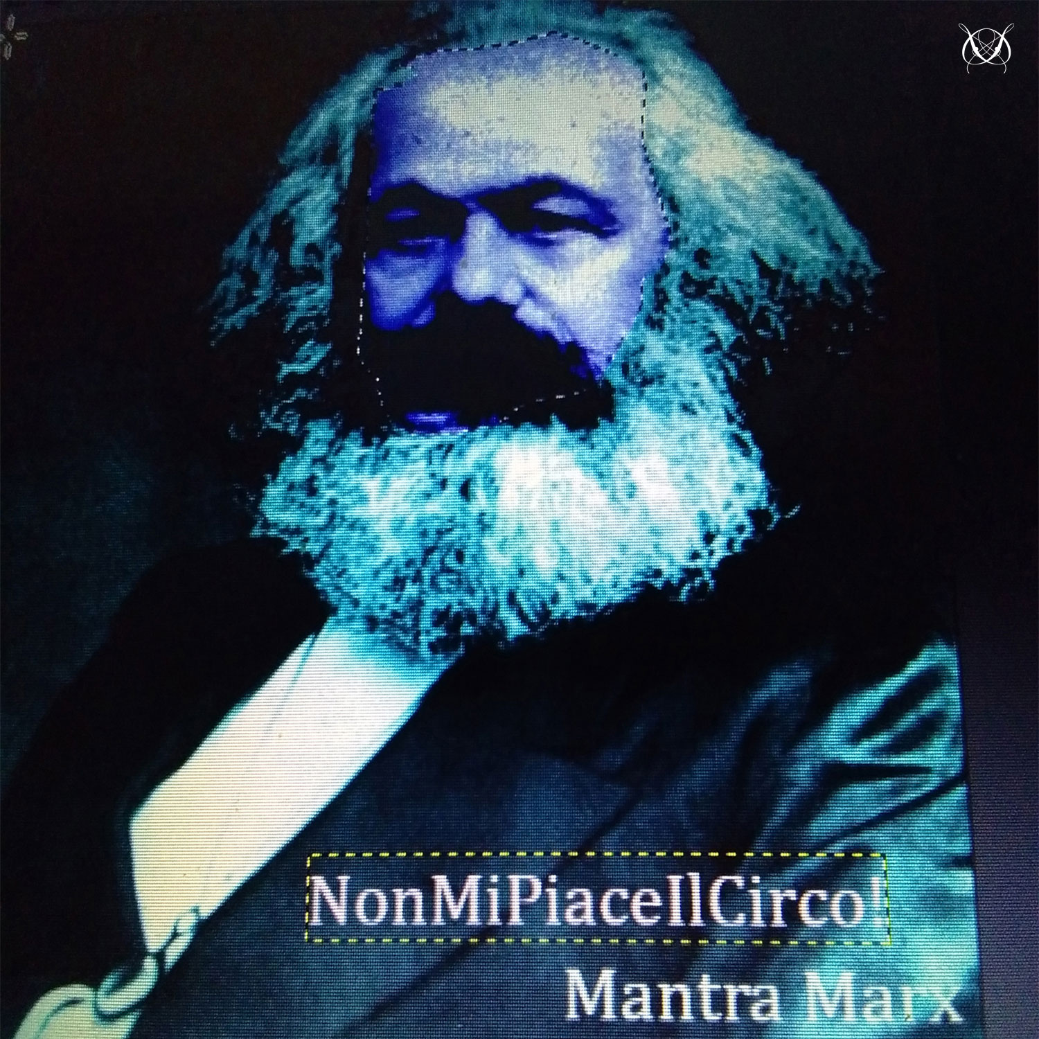 Mantra Marx Cover