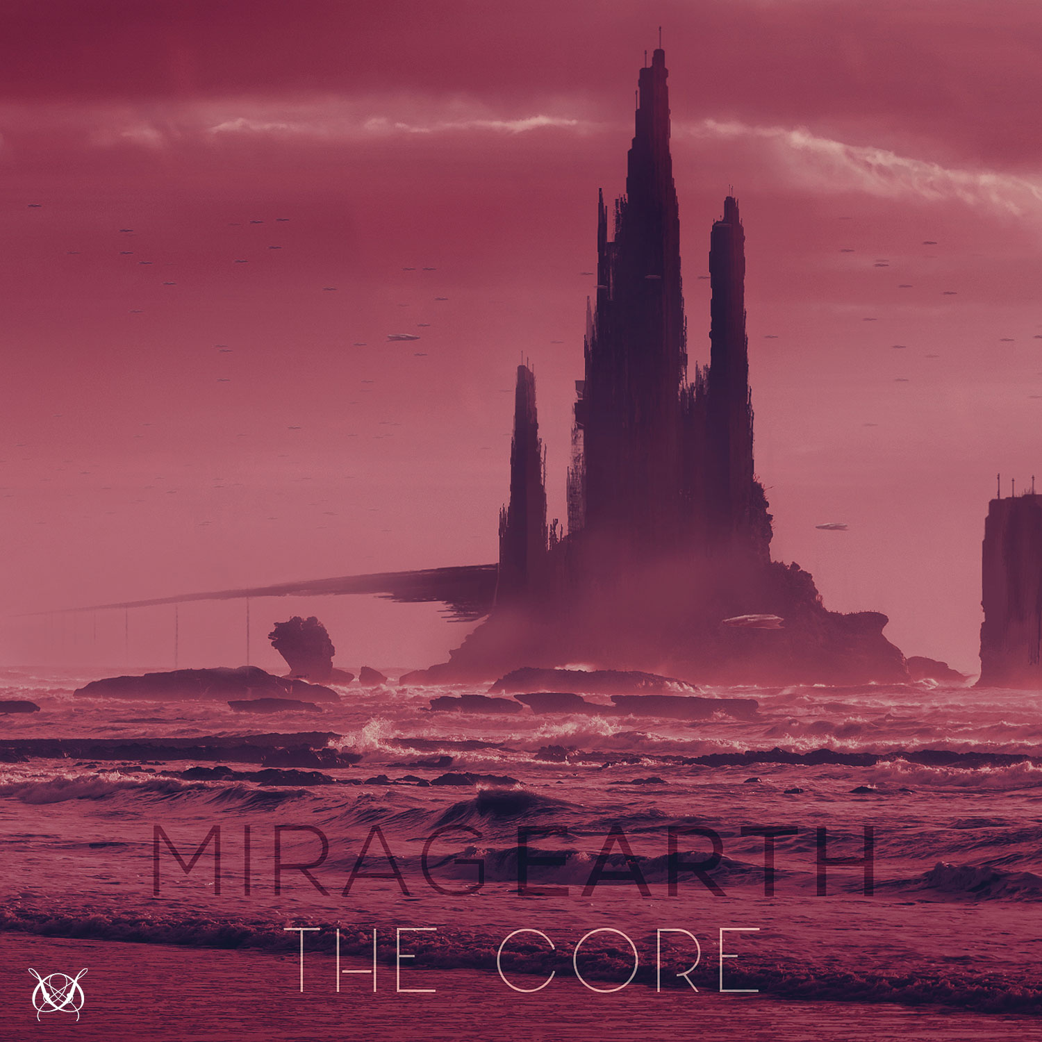 MiragEarth The Core Cover