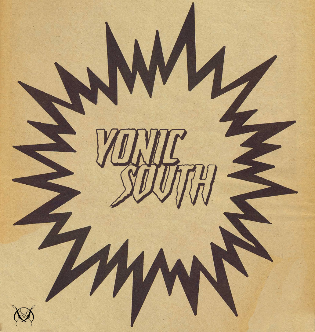 YONIC SOUTH Cover